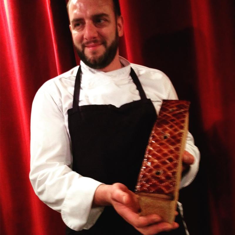 Le restaurant Le Bistrot d'Abel à 69002 Lyon recommandé
