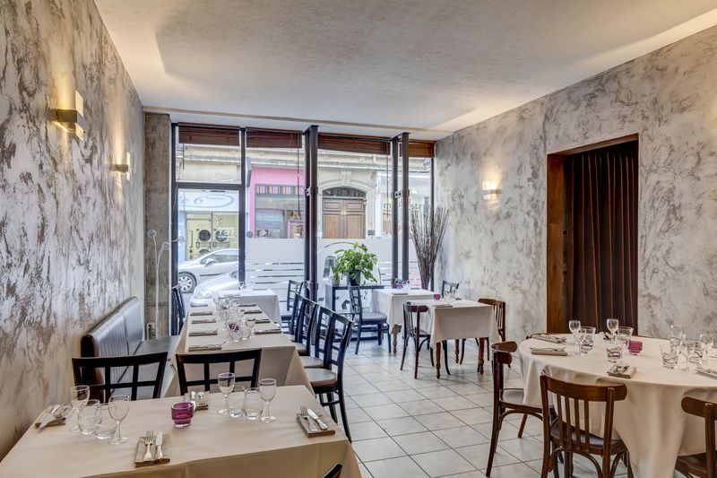 le bistrot d 39 arno restaurant lyon r server menu vid o photo avis lyonresto. Black Bedroom Furniture Sets. Home Design Ideas