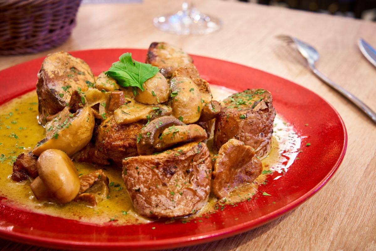 Le restaurant Le Bistrot d'Odette à 69003 Lyon recommandé