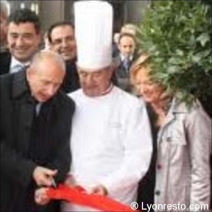 Le restaurant Le Bouchon de Gégé Collomb à 69001 Lyon recommandé