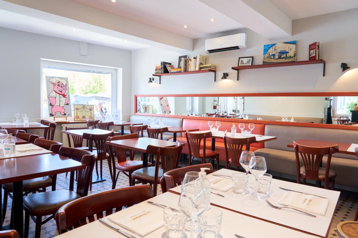 Le restaurant Le Bouchon de la Tour de Salvagny à 69890 La Tour-de-Salvagny recommandé