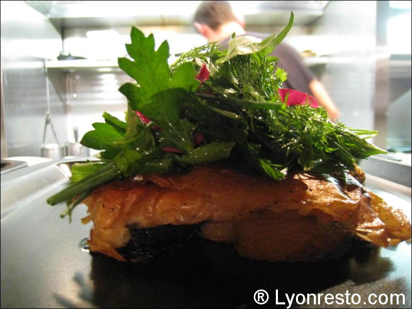 Le restaurant Le Bouchon des Filles à 69001 Lyon recommandé