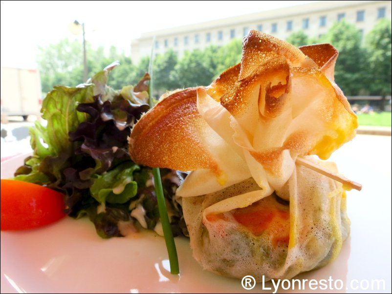 Restaurant Le Caveau A Lyon