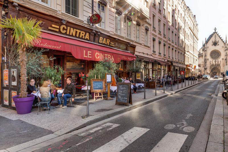Restaurant Le Cintra Lyon - Gault et Millau