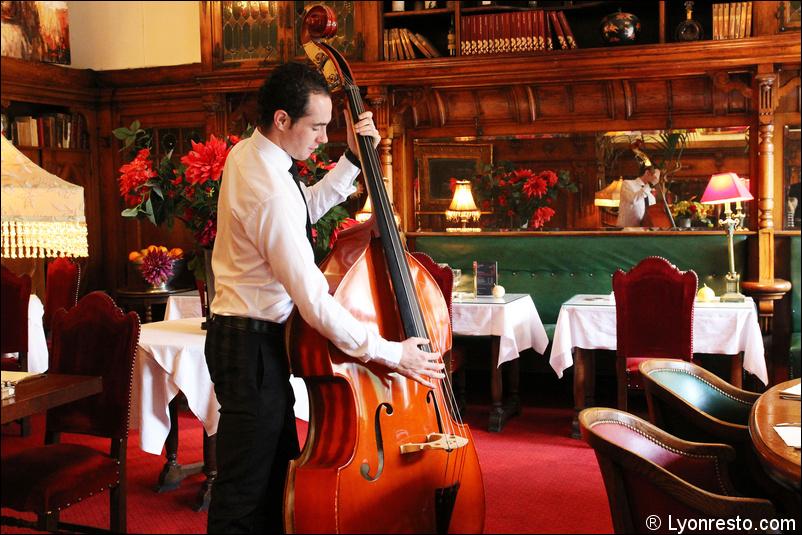 Le restaurant Le Cintra à 69002 Lyon recommandé