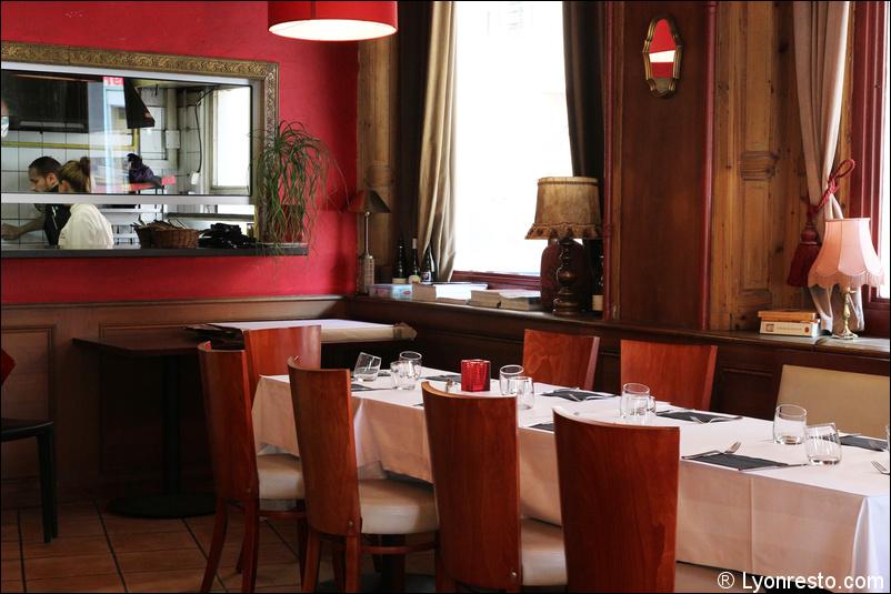 Le coeur du pitre restaurant lyon horaires t l phone for Restaurant cuisine moleculaire lyon