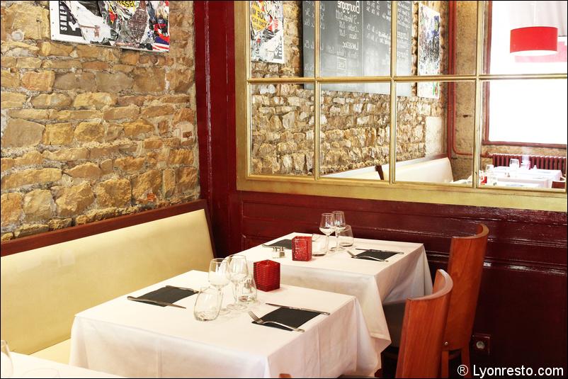Le coeur du pitre restaurant lyon horaires t l phone for Le miroir restaurant