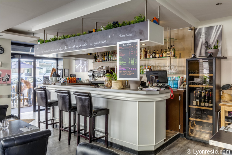 le comptoir des artistes restaurant lyon menu vid o photo avis lyonresto. Black Bedroom Furniture Sets. Home Design Ideas