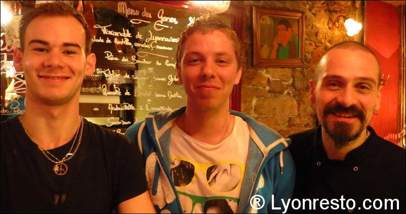 Le restaurant Le Comptoir Lyonnais à 69001 Lyon recommandé