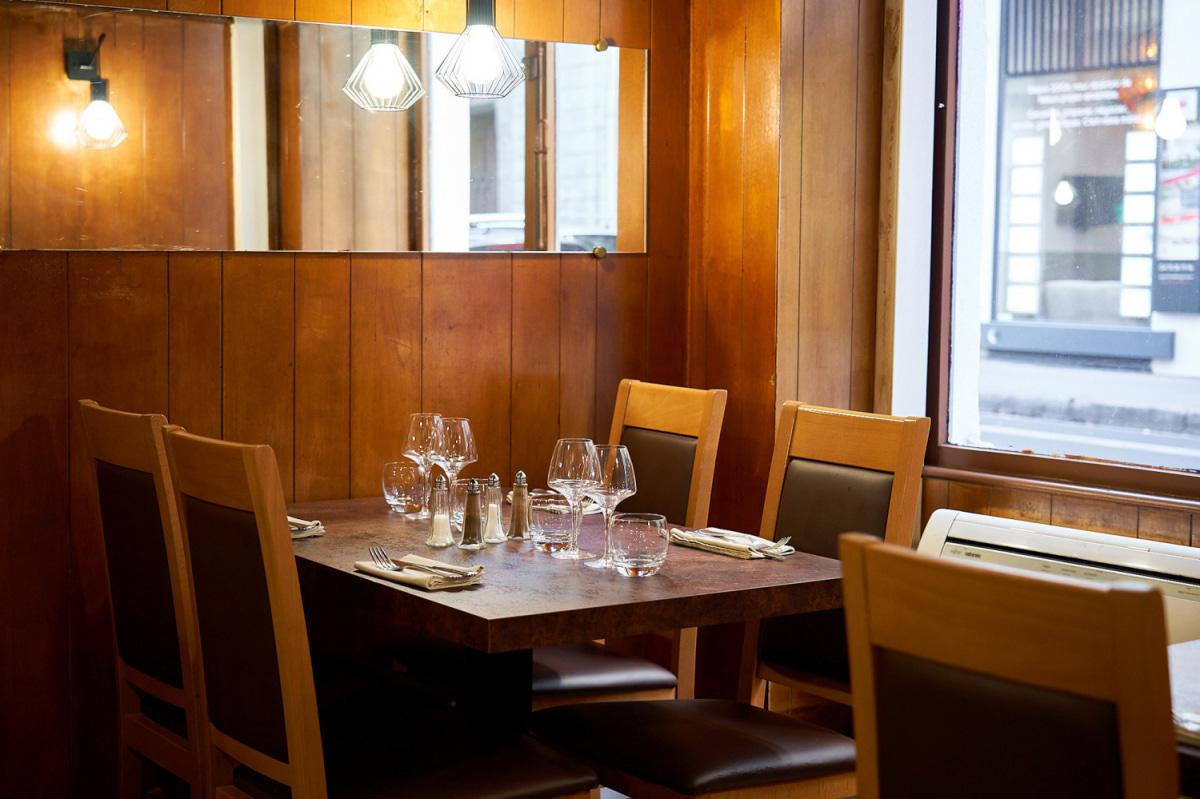 Le restaurant Le Condé à 69002 Lyon recommandé