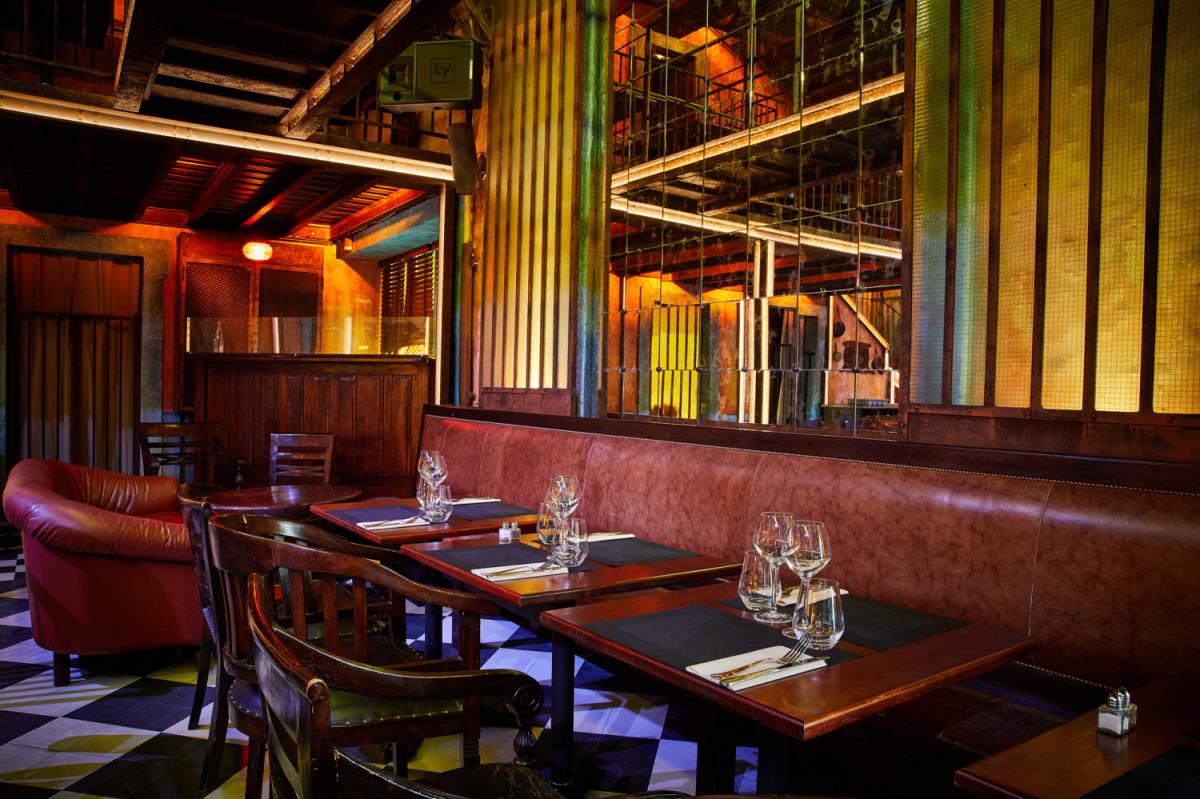 Le restaurant Le Diskret à 69003 Lyon recommandé