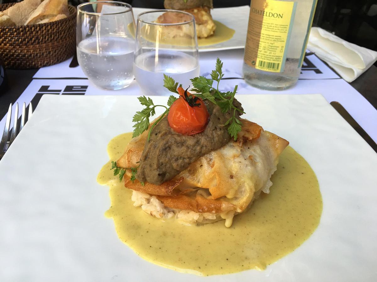 Le restaurant Le F2 à 69002 Lyon recommandé