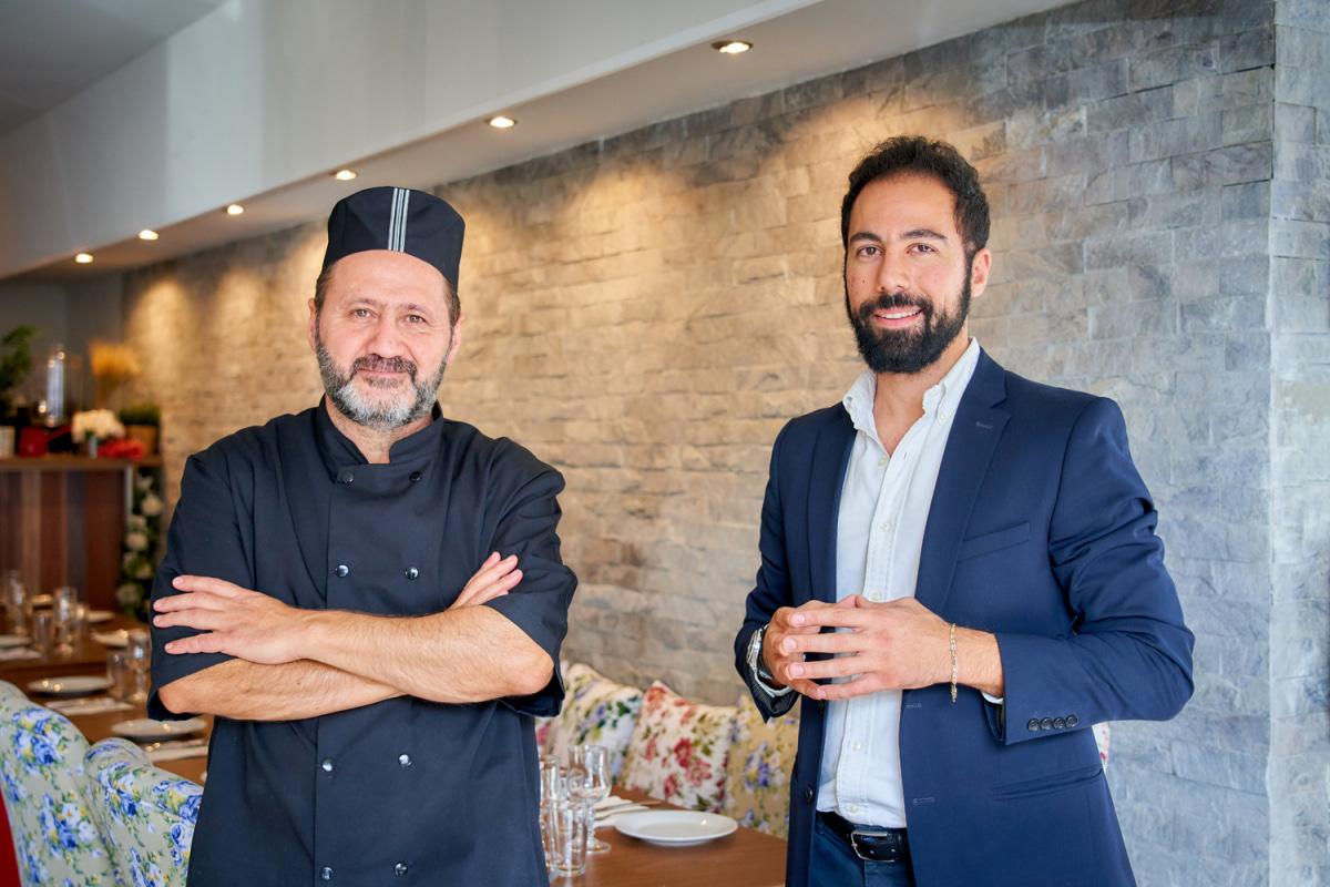 Le restaurant Le grand Liban à 69001 Lyon recommandé