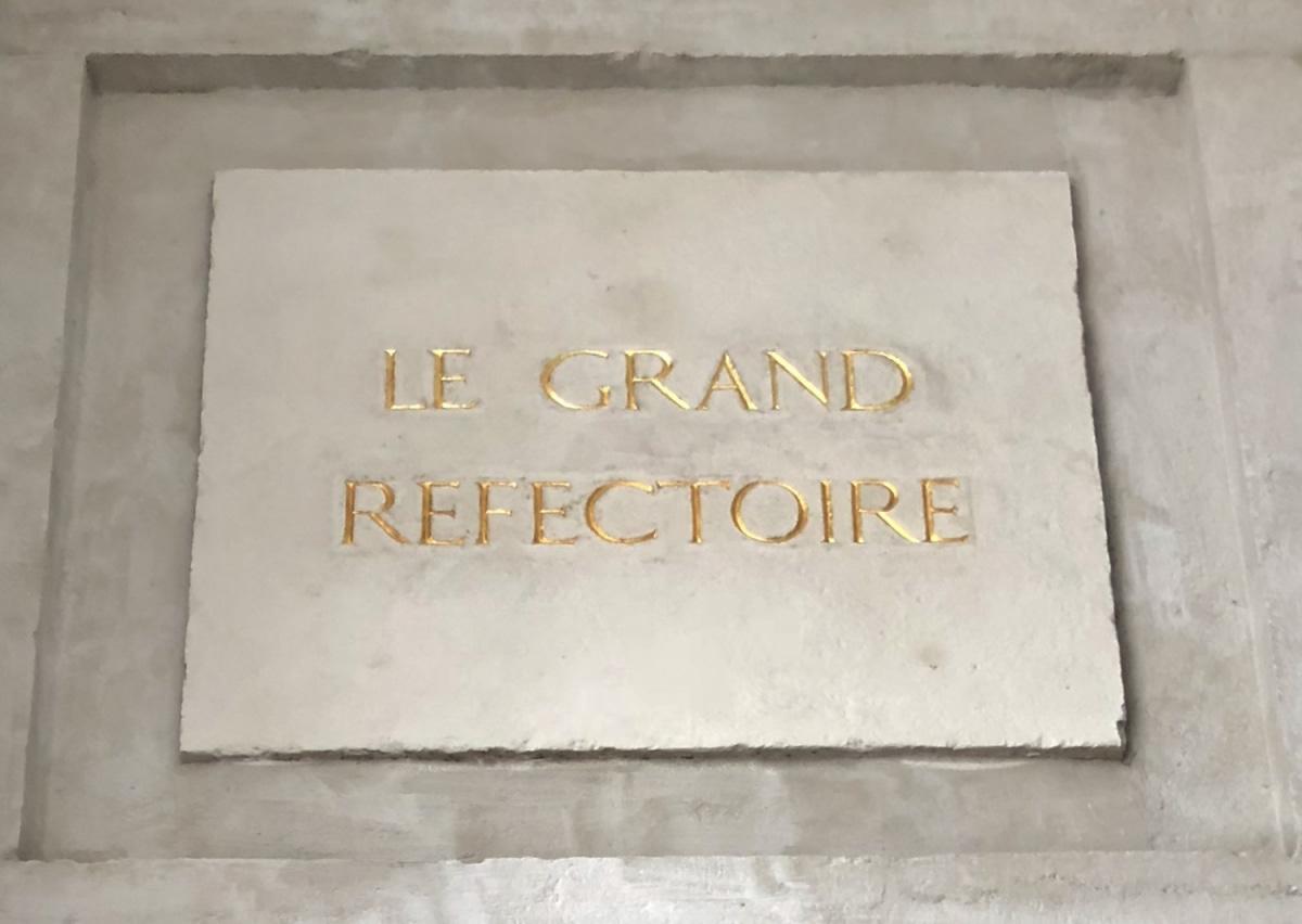 Le restaurant Le Grand Réfectoire à 690020 Lyon recommandé