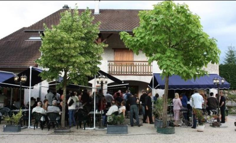 Le restaurant Le Gué d'Avaux à 73330 BELMONT-TRAMONET recommandé