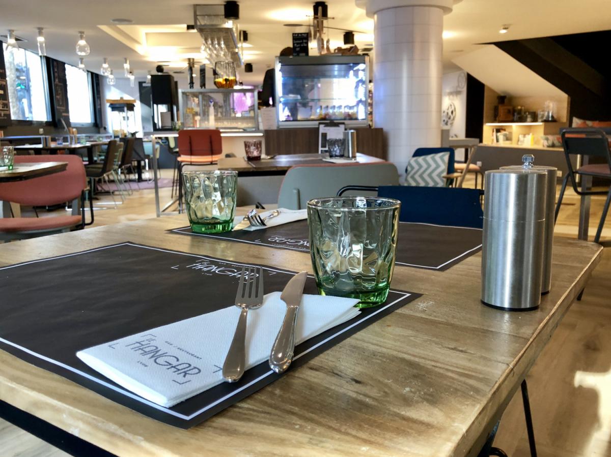 Le restaurant Le Hangar à 69003 Lyon recommandé