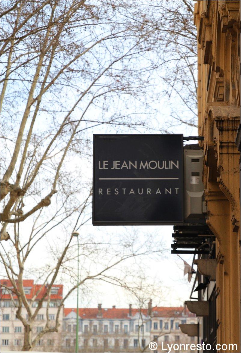 Le restaurant Le Jean Moulin à 69006 Lyon recommandé