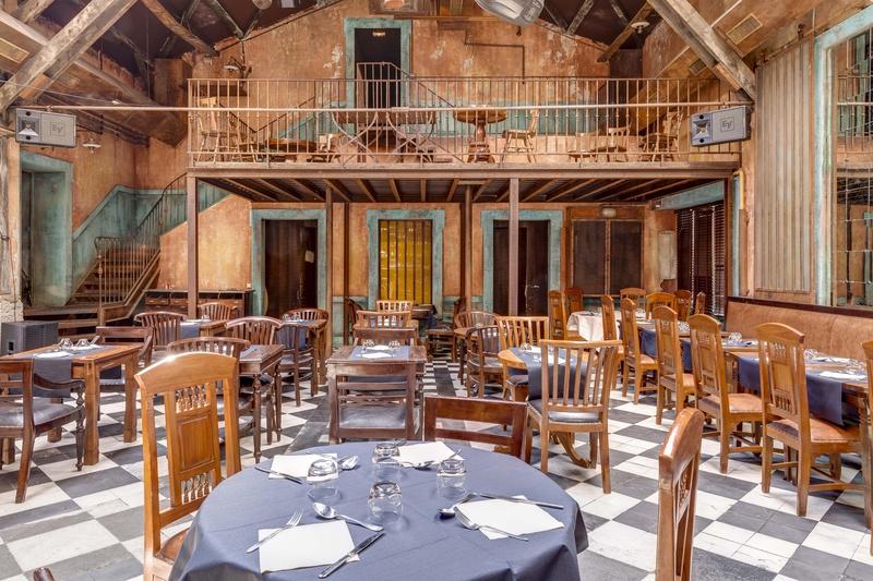 Le Koodeta Restaurant Lyon