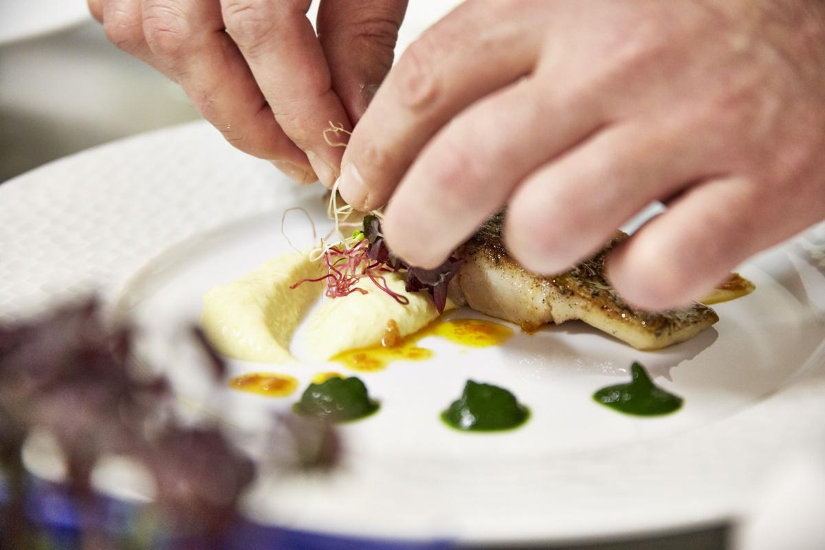 Le restaurant Le Lounge  Warwick Reine Astrid à 69006 Lyon recommandé