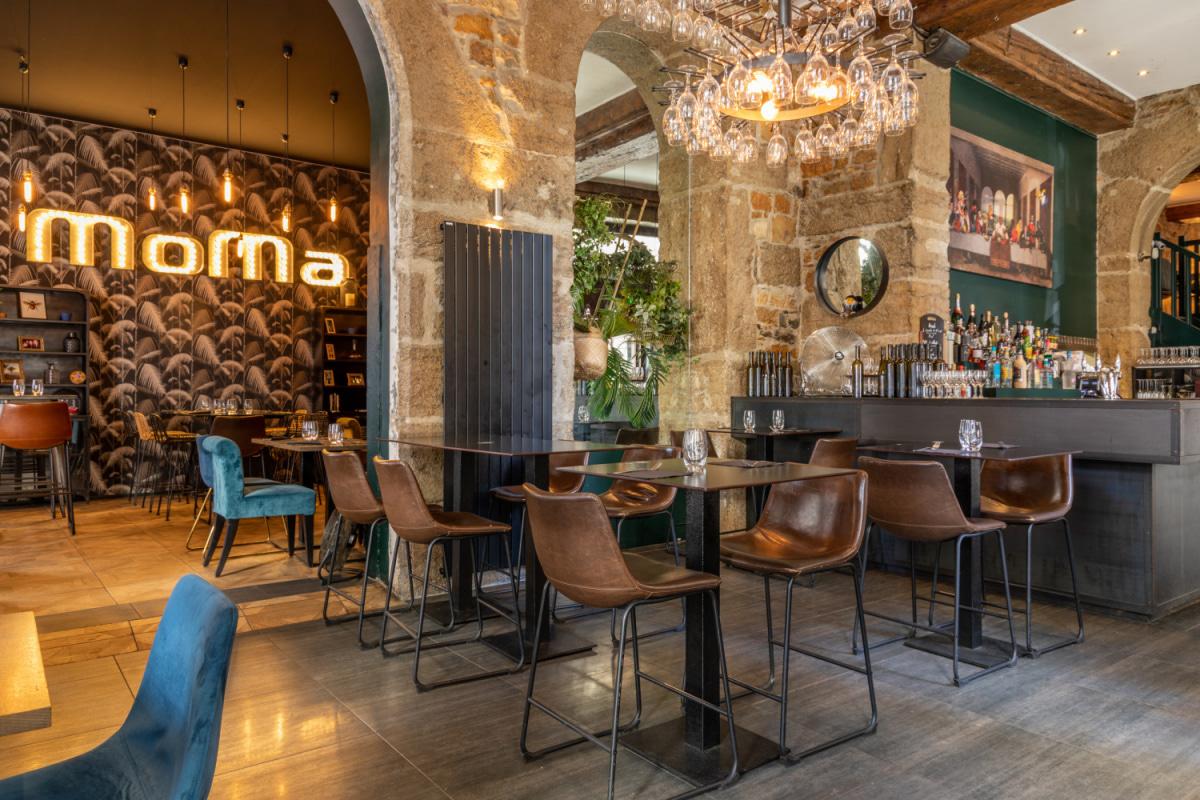 Le restaurant Le Moma à 69001 Lyon recommandé