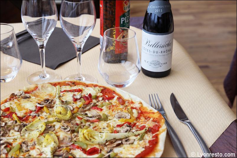 Le restaurant Le Noelis à 69630 Chaponost recommandé