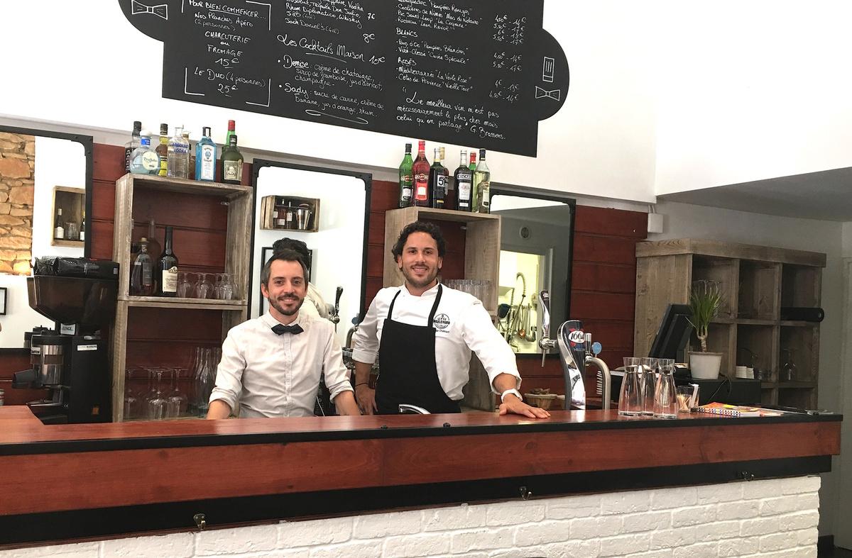 Le restaurant Le P'tit Boulevard à 69006 Lyon recommandé