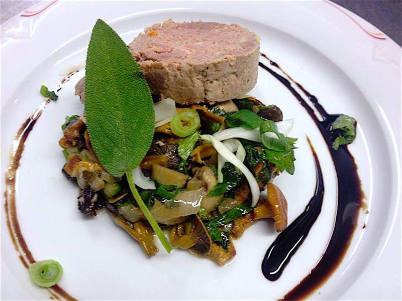 Le restaurant Le Pailleron à 69004 Lyon recommandé