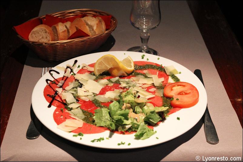 Le restaurant Le papagayo à 69005 Lyon recommandé