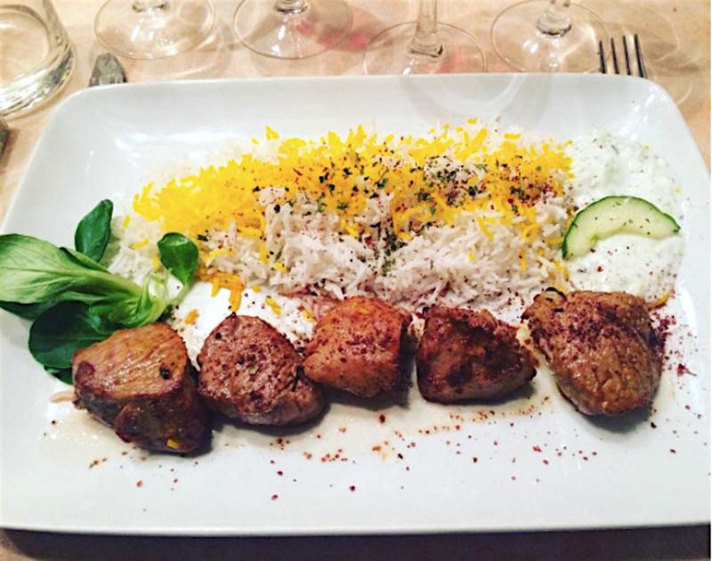 Restaurant Le Petit Persan