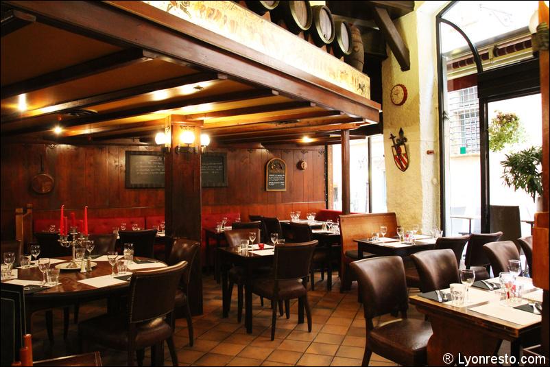 Restaurant Lyon Le Pique Assiette