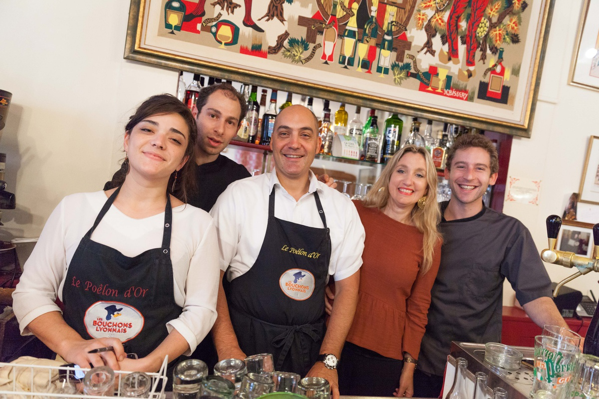 Restaurant Pr Ef Bf Bd Fleuri Lyon
