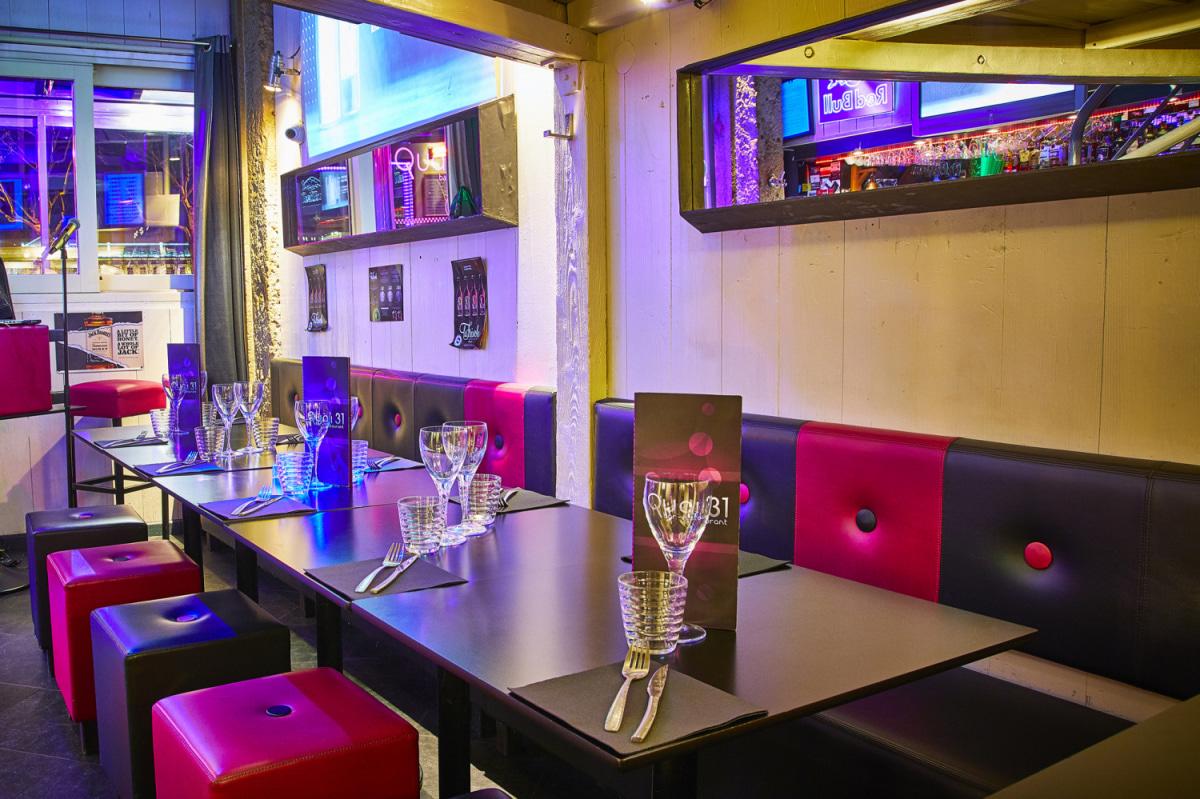 Le restaurant Le Quai 31 à 69002 Lyon recommandé