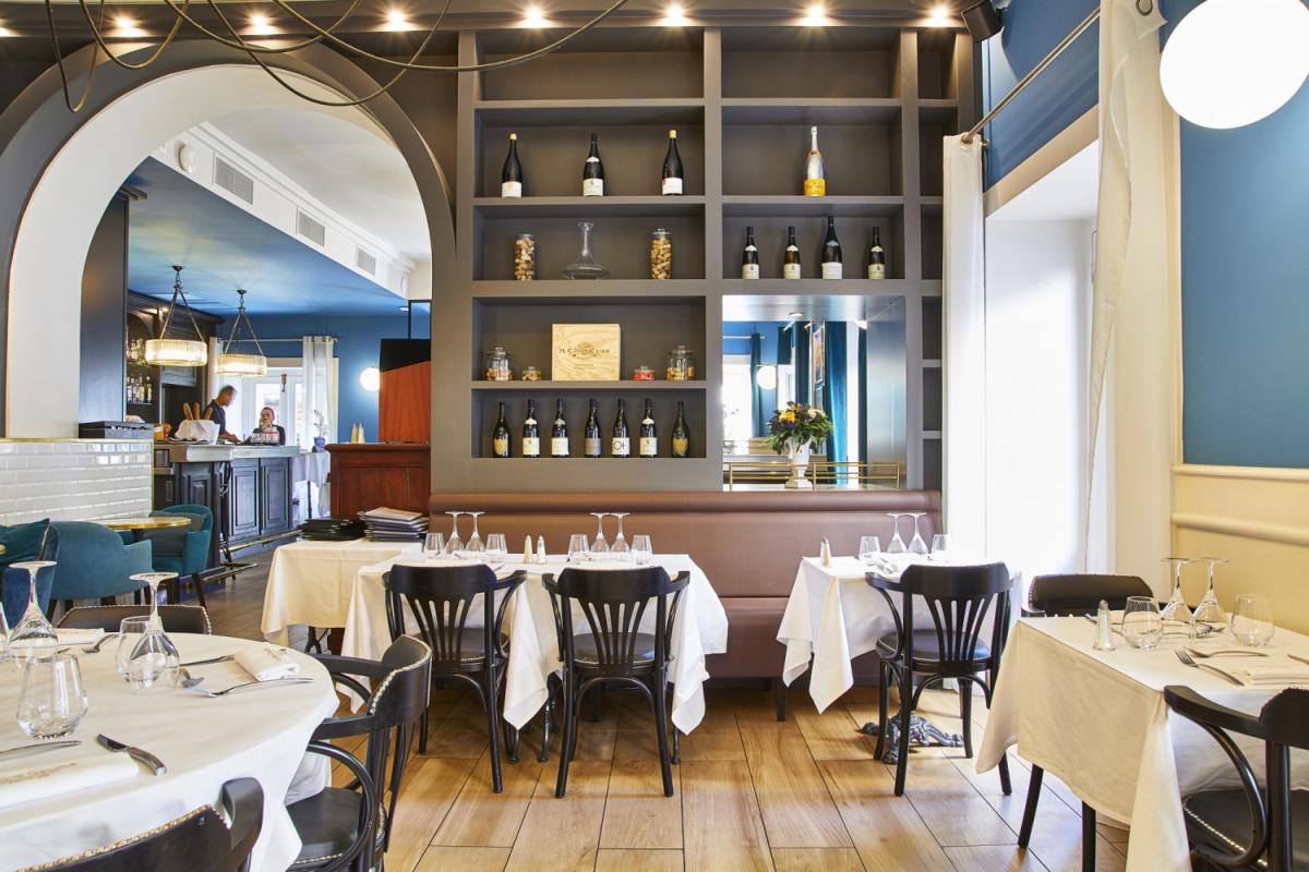 Le restaurant Le Rive Gauche à 69006 Lyon recommandé