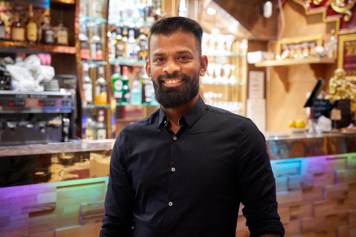 Le restaurant Le Taj Indien à 69001 Lyon recommandé