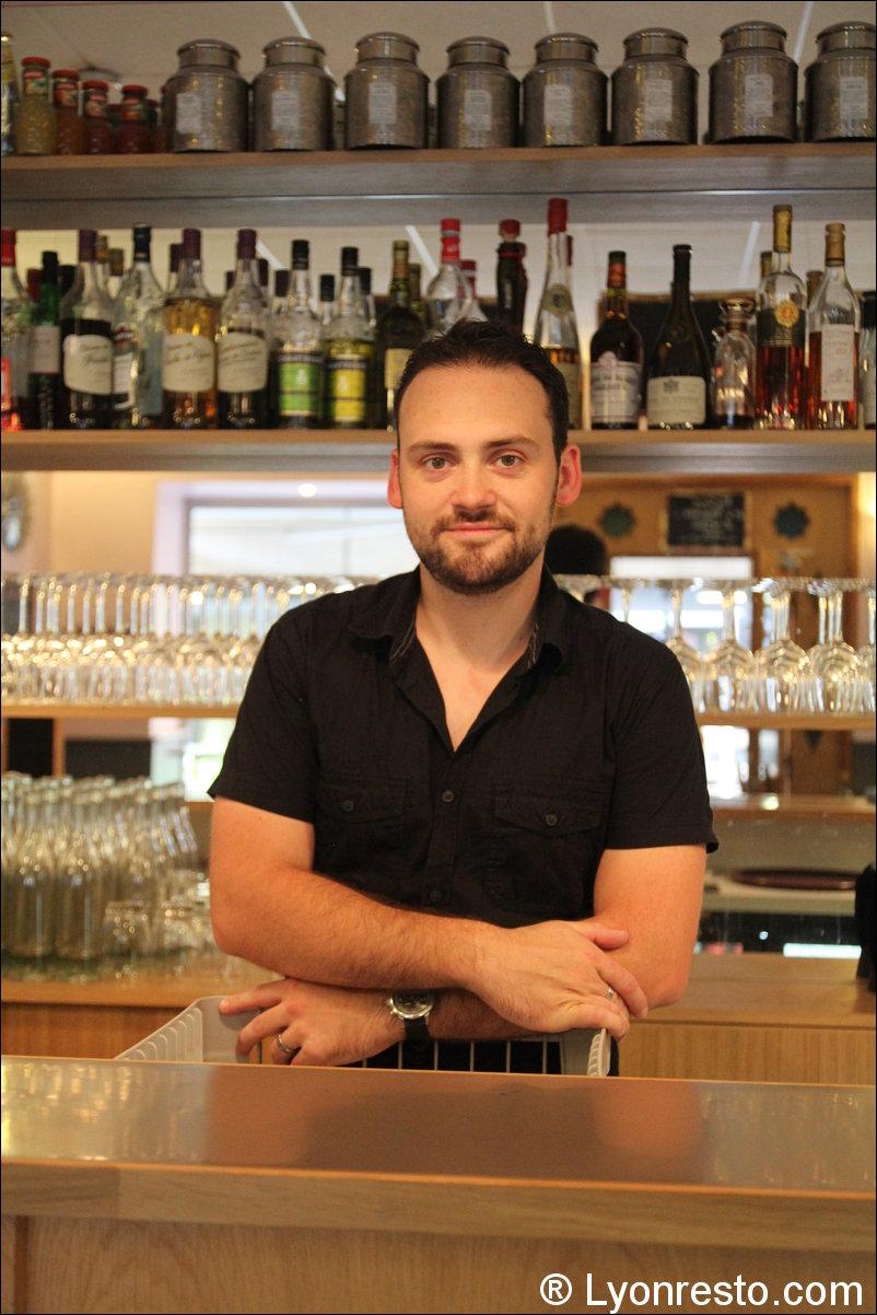 Le restaurant Le Tono à 69002 Lyon recommandé