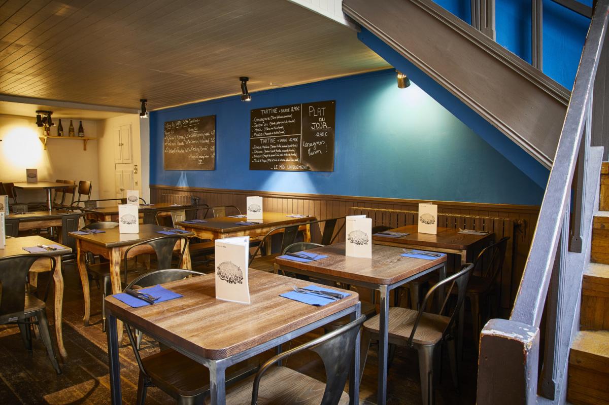 Le restaurant Le Troquet des Sens à 69002 Lyon recommandé