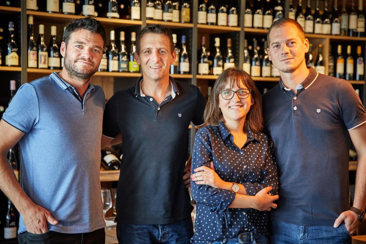 Le restaurant Le Vin Et Un Plat à 69160 Tassin-la-Demi-Lune recommandé