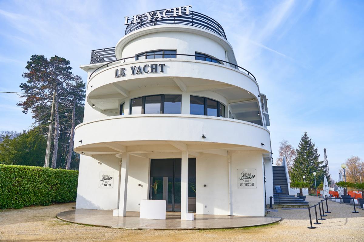 Le restaurant Le Yacht - Bpm Lounge à 69650 Saint-Germain-Au-Mont-D'Or  recommandé