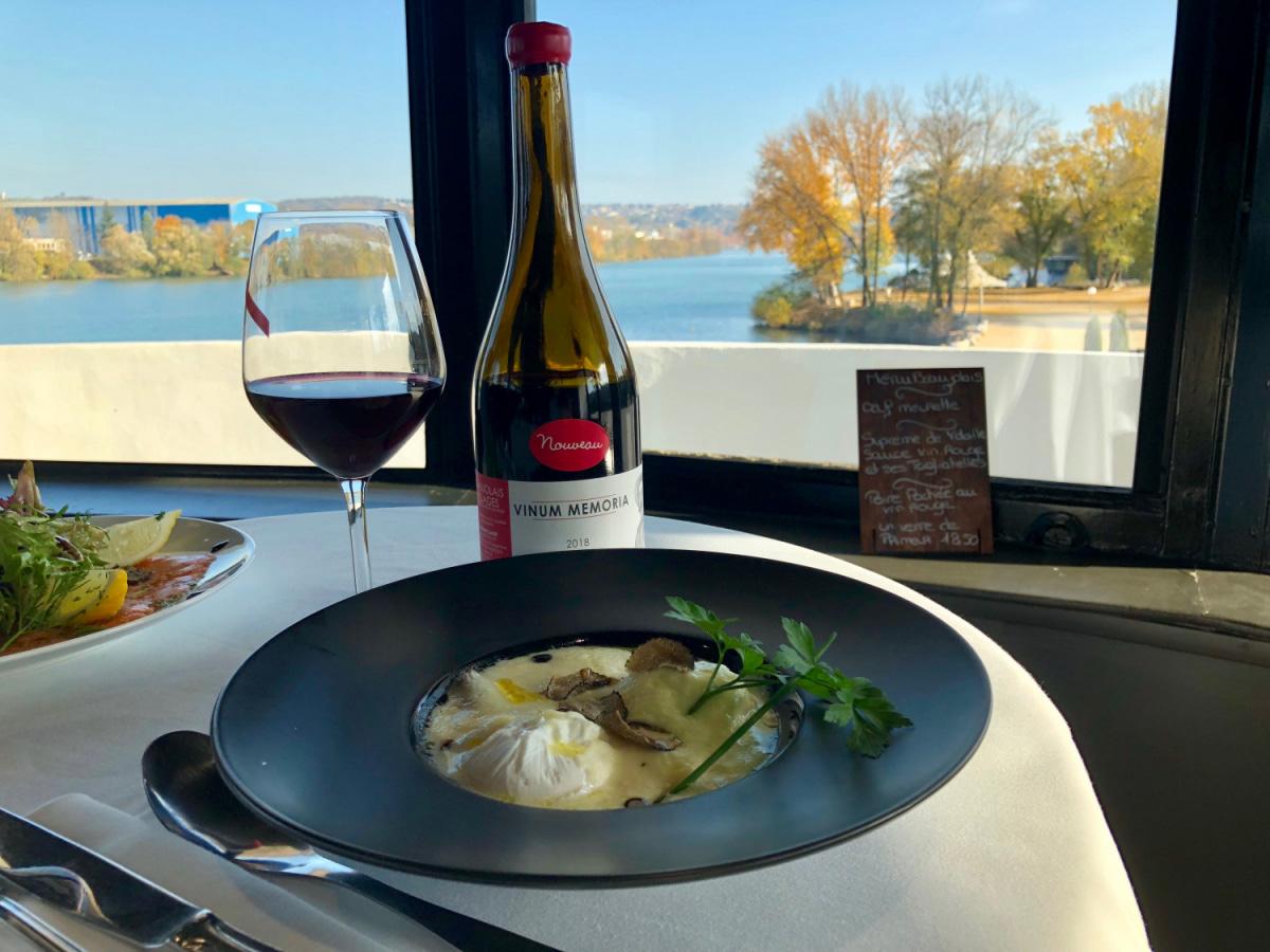 Le restaurant Le Yacht - Bpm Lounge à 69650 Saint-Germain-Au-Mont-D-Or  recommandé