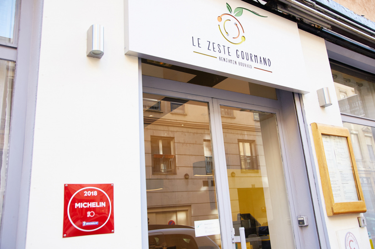 Le restaurant Le Zeste Gourmand à 69006 Lyon recommandé