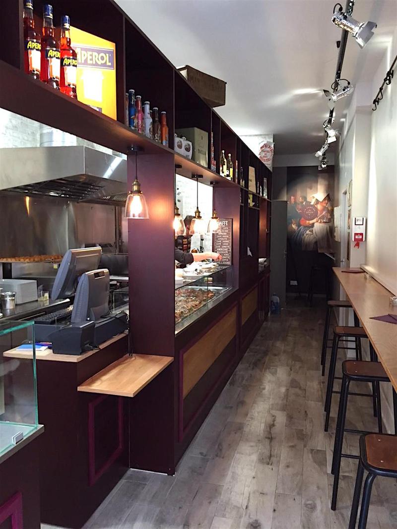 Lello comptoir italien restaurant lyon horaires t l phone avis lyonresto - Comptoir de famille lyon ...
