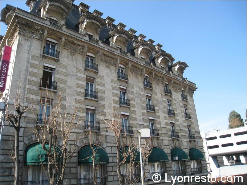Le restaurant Les Belles Saisons à 69002 Lyon recommandé