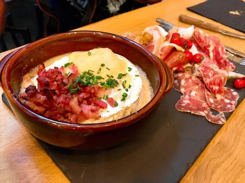 Le restaurant Les Fromagivores à 69001 Lyon recommandé