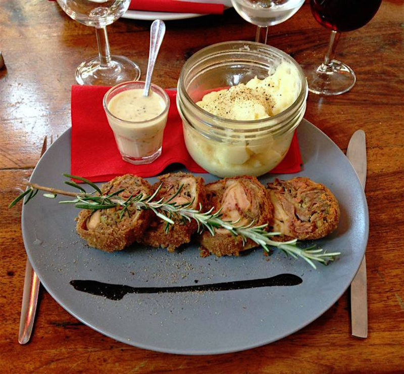 Le restaurant Les Lyonnais à 69005 Lyon recommandé