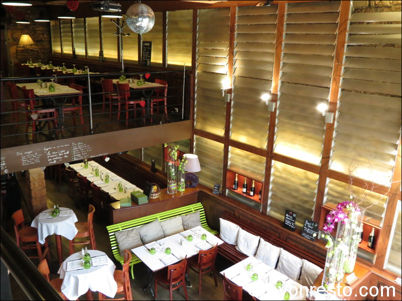 Le restaurant Les Maquignons à 69007 Lyon recommandé
