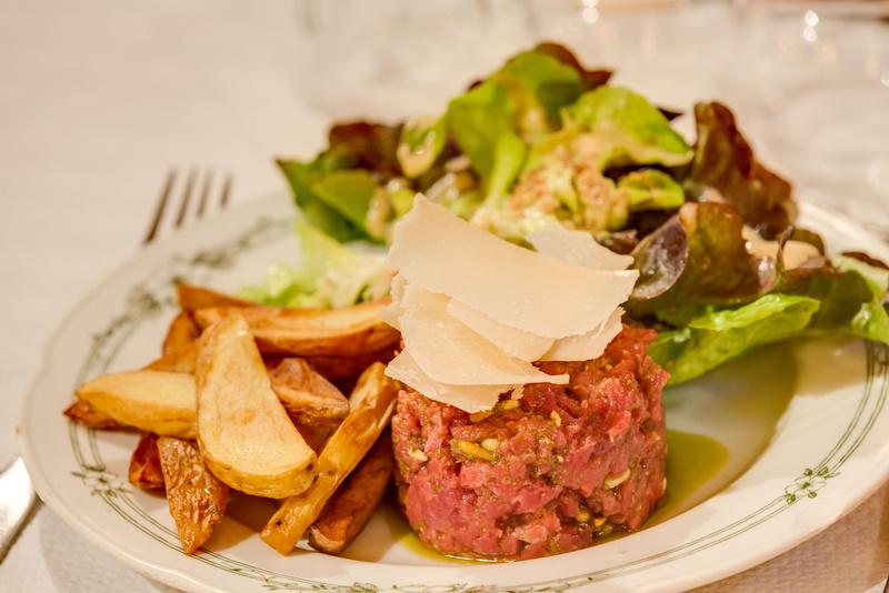 Le restaurant Les p'tits pères à 69001 Lyon recommandé