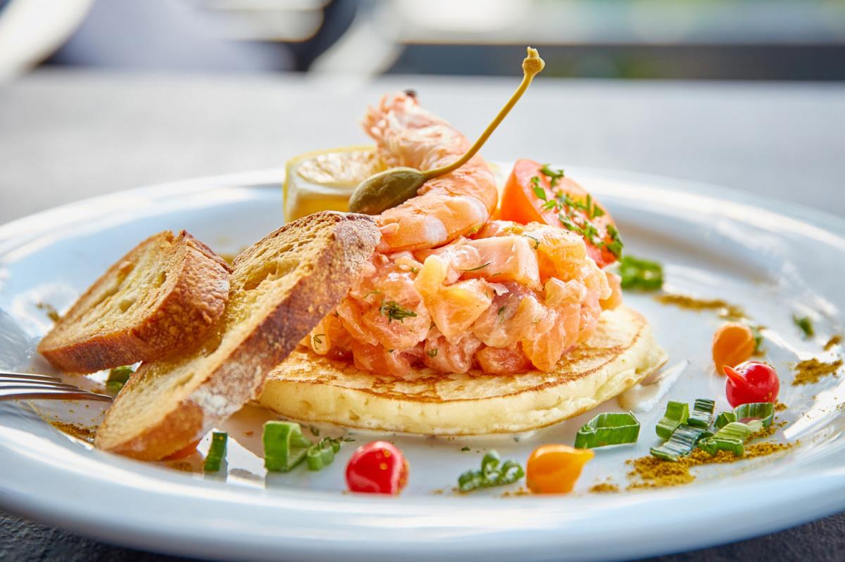 Le restaurant Les Voiles du Grand Large à 69330 Meyzieu recommandé