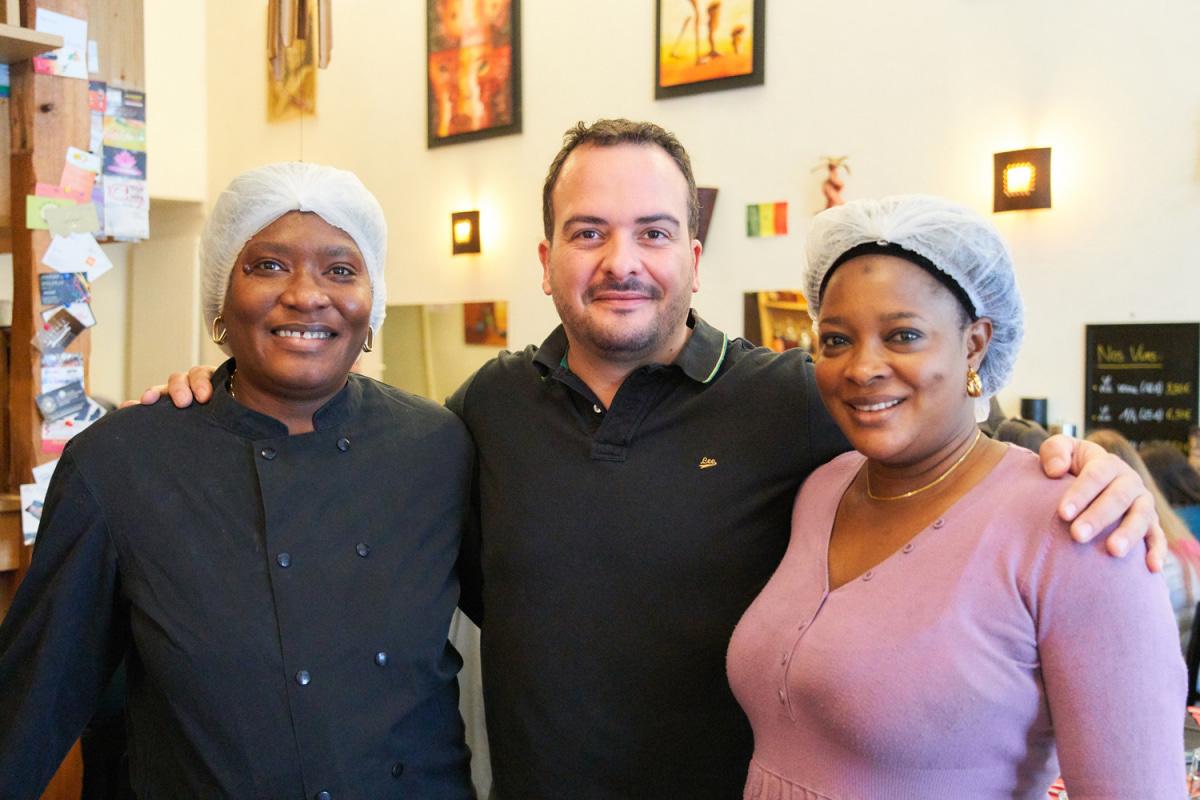 Le restaurant Lyon Dakar à 69003 Lyon recommandé
