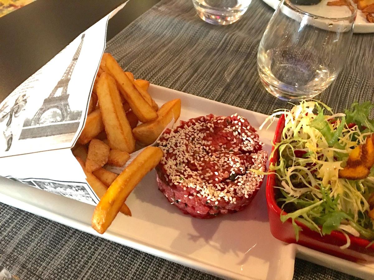 Le restaurant Mademoiselle Simone à 69002 Lyon recommandé