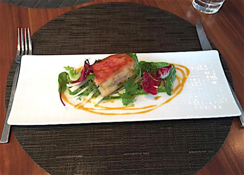 Le restaurant Maison Clovis à 69006 Lyon recommandé